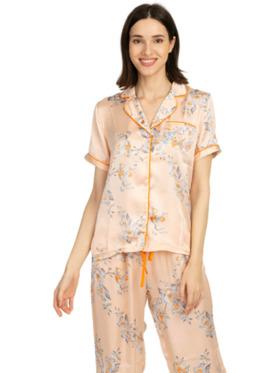 Harper Bridge Melissa Women's Pajama Set (Floral Satin