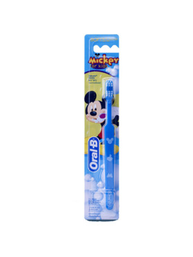 Oral-B Mickey Toothbrush (1-3 years old)