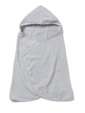 Baby Mori Hooded Toddler Bath Towel