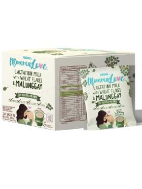 Nestle Mommalove Lactation Milk Vanilla (28g x 10)