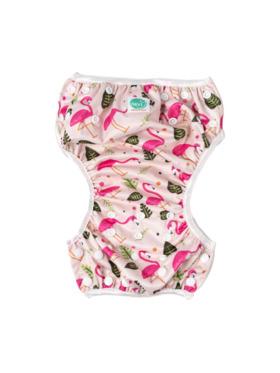 Next9 Flamingo Swim Diaper