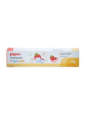Pigeon Toothpaste Strawberry (45g)