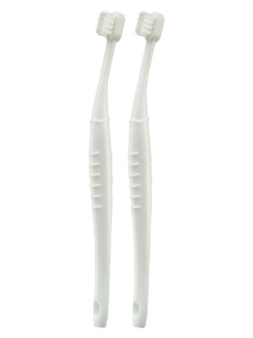 Combi Baby Toothbrush Parent Use
