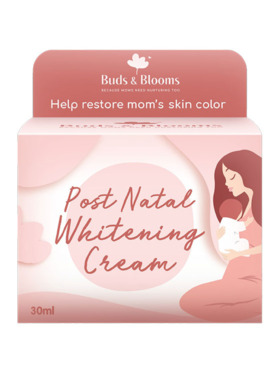 Buds & Blooms Post Natal Whitening Cream (30ml)