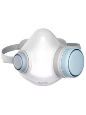 Woobi Plus High Grade Micro Air Filter Face Mask with 2 Free Filters