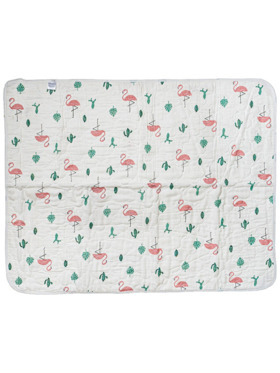 Swaddies PH Flamingos Original Water-Absorbent Bedmat