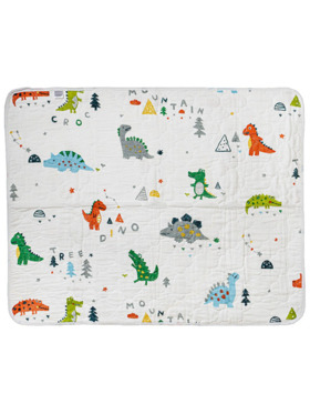 Swaddies PH Dinos Original Water-Absorbent Bedmat