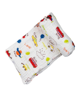 Swaddies PH Cars Multipurpose Muslin Cloth