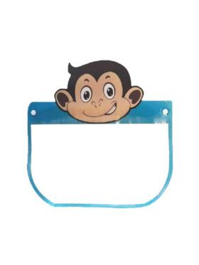 Edamama Monkey Kids' Face Shields