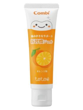 Combi Teteo Gel Dentifrice Orange