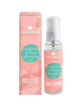 Buds & Blooms Breastfeeding & Pump Lubrication Oil (60ml)
